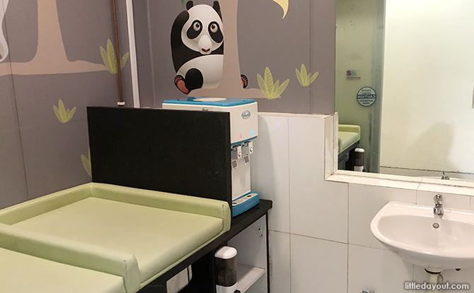 sembawang shopping centre nursing room