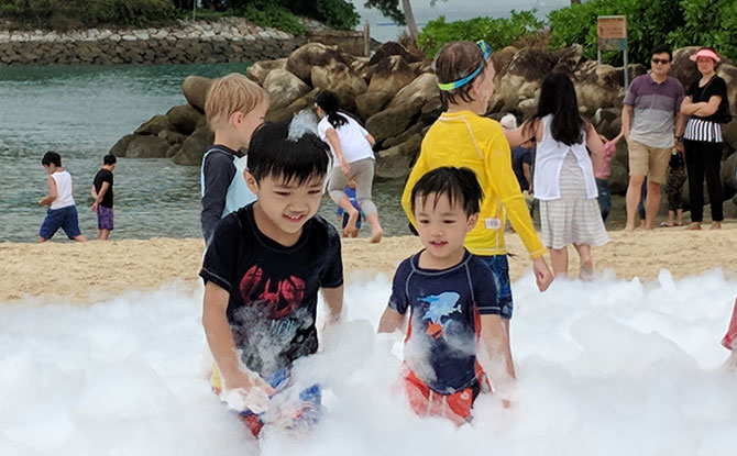 Sentosa FunFest 2019 Returns During The March School Holidays With Sanrio Characters And Free Island Admission