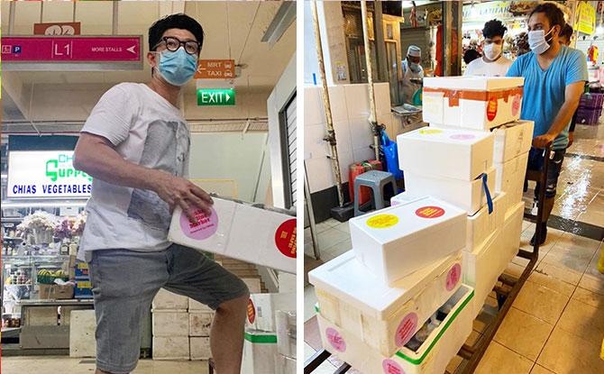 Tekka Online Market: One Of Singapore's Oldest Wet Markets Goes Digital