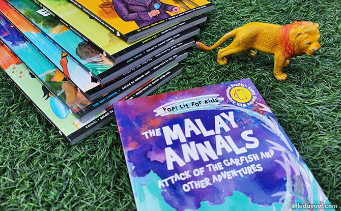 Parent Review: The Malay Annals – Attack Of The Garfish And Other Adventures
