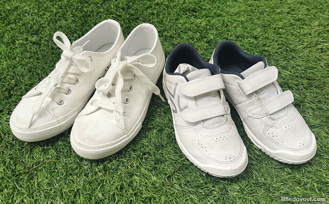Where To Buy White School Shoes (In Additional To BATA)