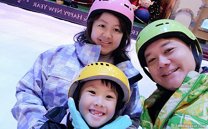 Family fun at One Mount, South Korea