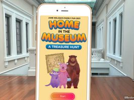 Home in the Museum: A Self-Guided Treasure Hunt Around National Museum Of Singapore