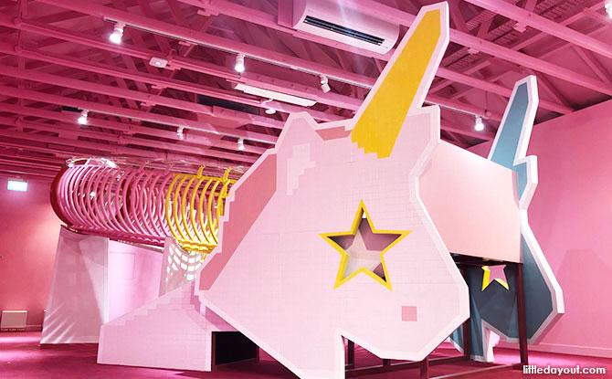 Unicorn Playground at Playspace