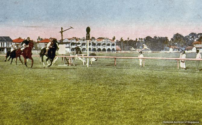 Former Racecourse