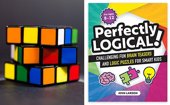 10+ Engaging Brain Puzzles, Games & Activities For Families And Children