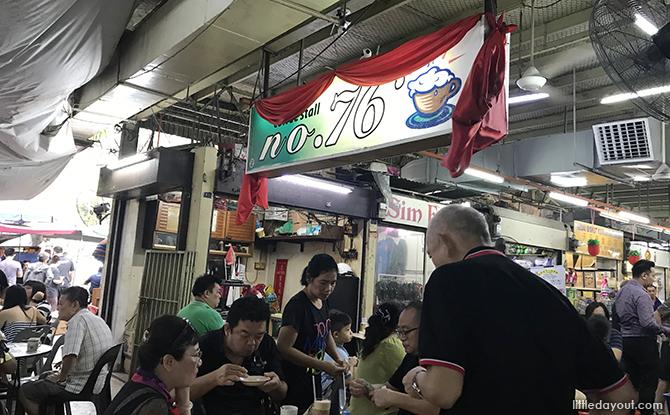 no.76 coffee shop Penang