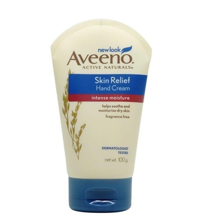 e02 Aveeno Skin Relief