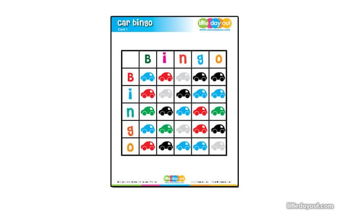 Bingo Car