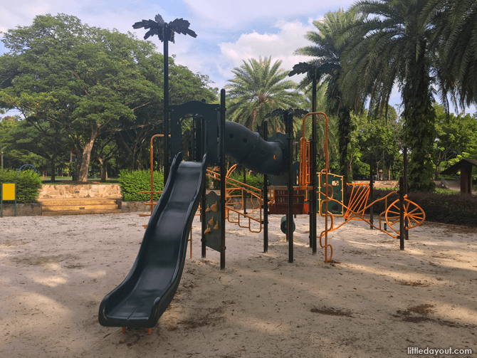 Children's Playground at Choa Chu Kang Park