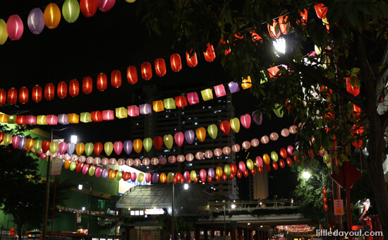 Chinatown Mid Autumn Festival 2020: Street Light Up & Other Highlights