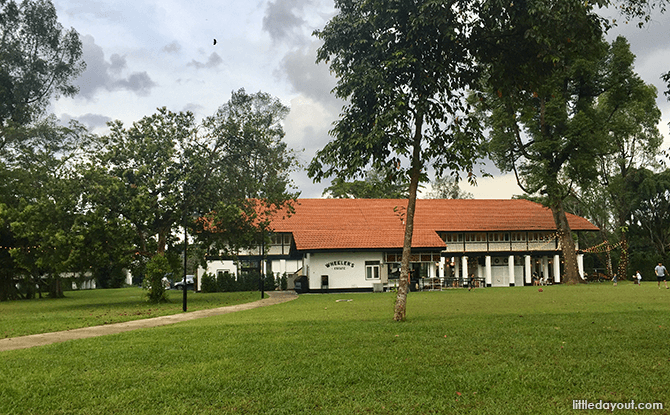 Colonial Bungalows at Seletar