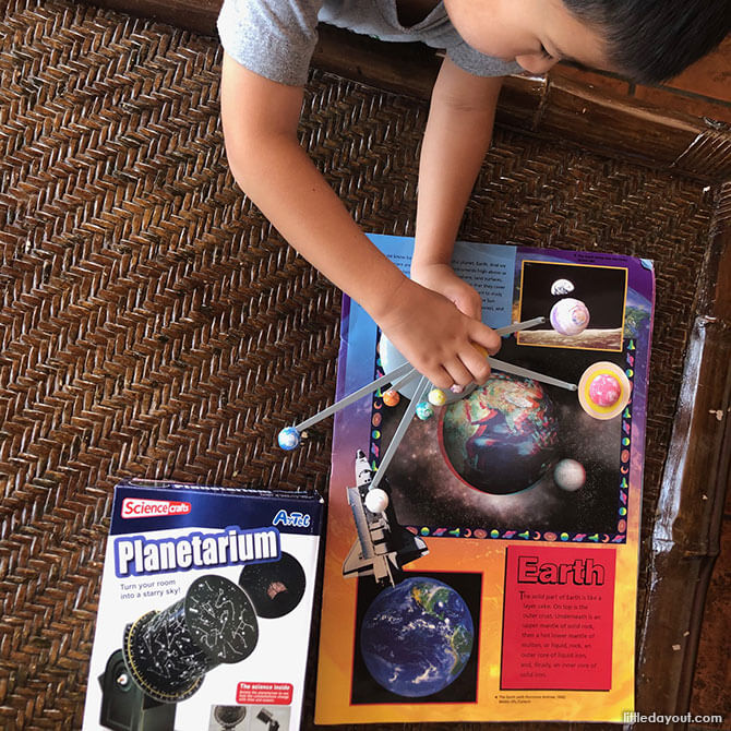 Curious Kits Review: Space Race kit