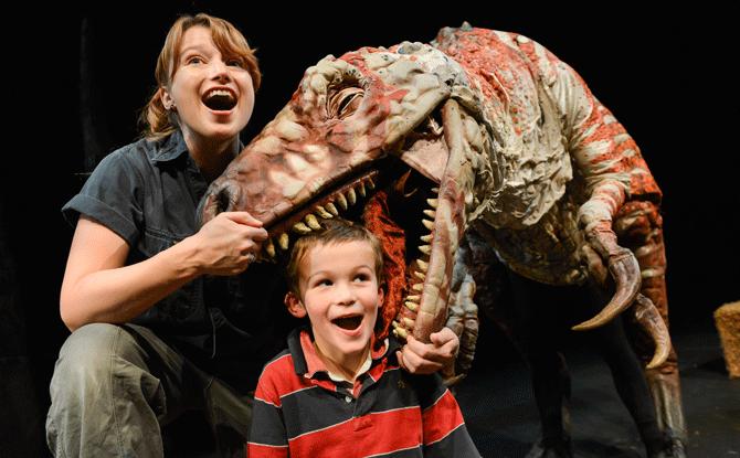 Dinosaur Zoo at KidsFest 2018
