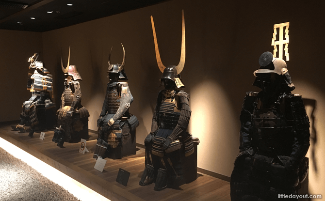 Traditional Samurai Armour