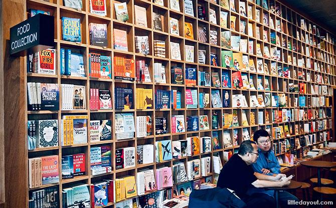 Huggs-Epigram Coffee Bookshop Closing Temporarily; Sale This Fri & Sat