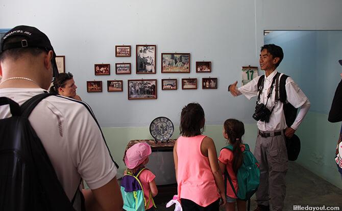 Pulau Ubin's Chinese Kampong House: Kampong Tour
