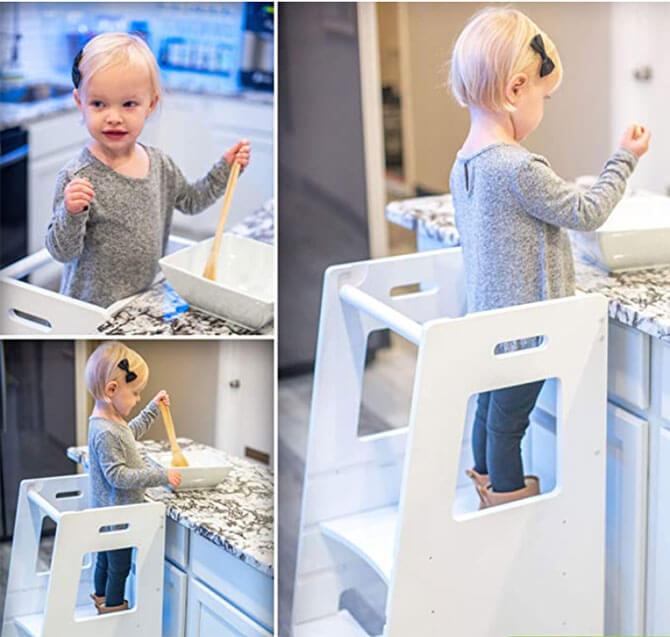 Kid-friendly Kitchen Tools Little Kitchen Helper 02