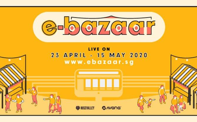e02 List Of Online Hari Raya Bazaars 2020