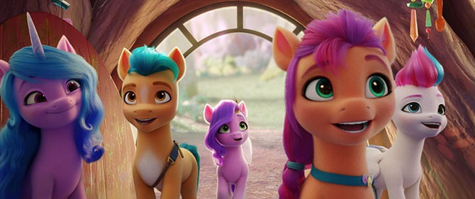 Themes & Review of My Little Pony: A New Generation