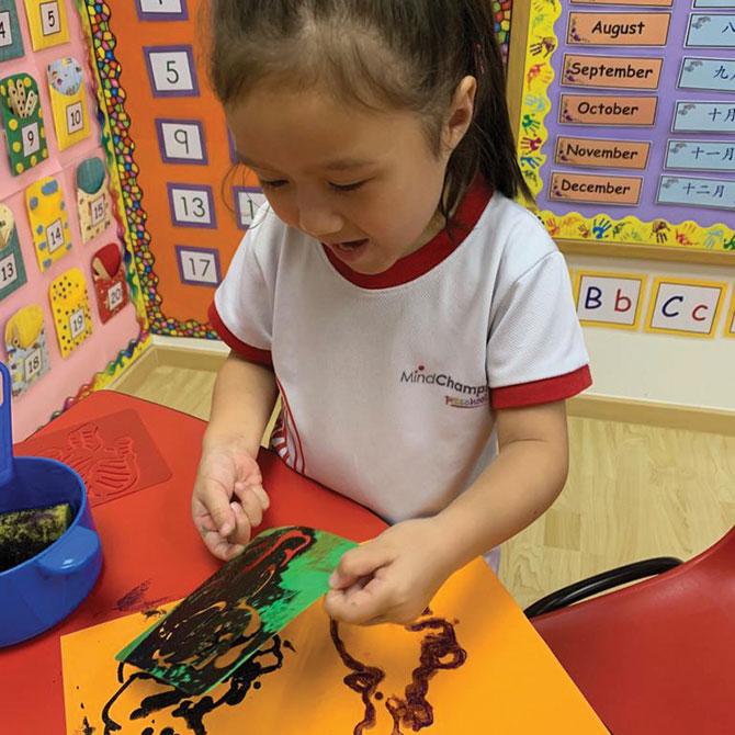 Preschool at Orchard Road, MindChamps PreSchool Concorde Hotel