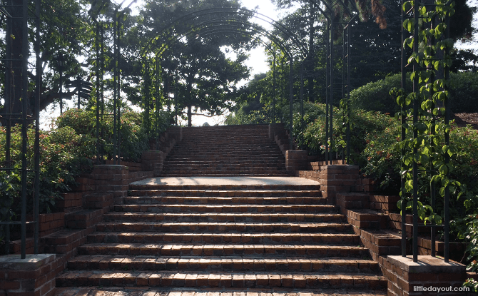 POW stairs