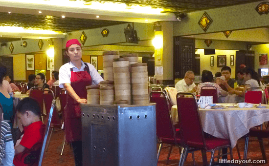 Red Star - Traditional Dim Sum in Singapore