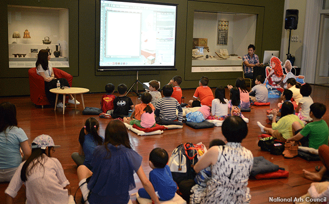 Singapore Writers Festival 2017 - SWF for Families Workshops