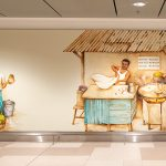 A Visual Story Of Singapore's Heritage Told Through Art At Changi Airport Terminal 4