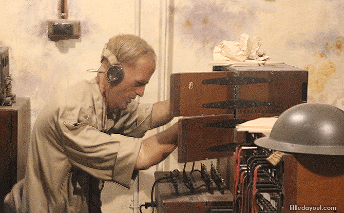 Telephone Operator, The Battlebox