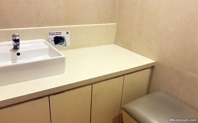 West Mall Nursing Room