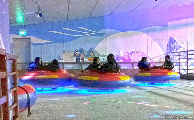 Drift on Ice, Snow City Singapore