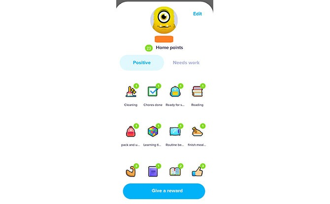 Review: Using ClassDojo To Award Points At Home