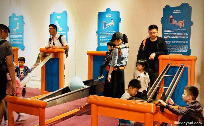 Things to do at the Hong Kong Science Museum
