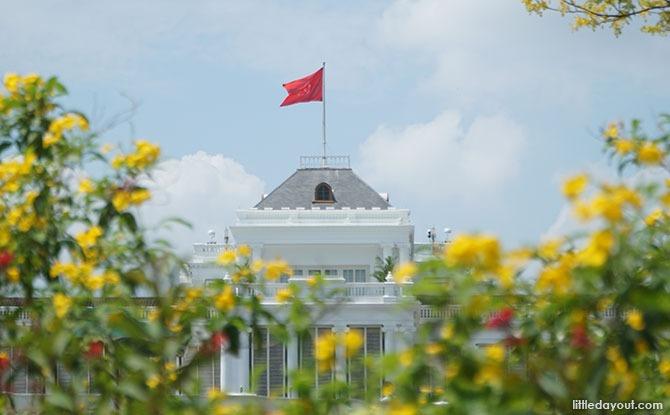 Virtual Deepavali Istana Open House 2020: Tours & Presentations On 14 November