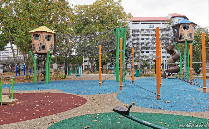 Inviting All to Climb, Swing and Bounce