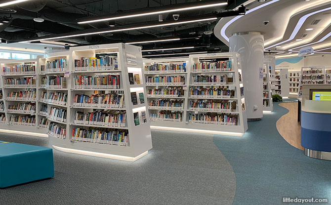 Libraries & Archives Increase Capacity From 14 June 2021