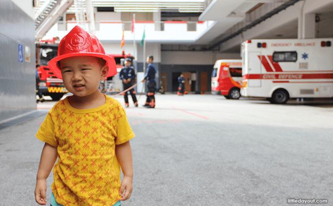 Little Fire Fighter