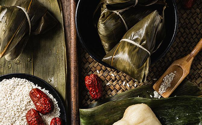 Rice Dumplings - The Story Behind Dumpling and Dragonboat Festival