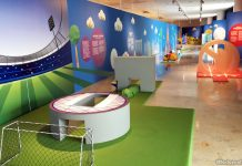 Putt Power: Mini Golf At Singapore Sports Museum