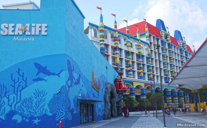 SEA LIFE Malaysia at LEGOLand Malaysia Resort