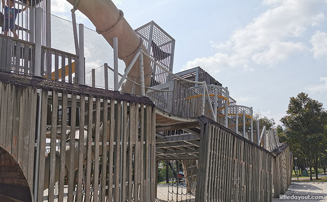 Battleship Playground Ahoy at Sembawang Park