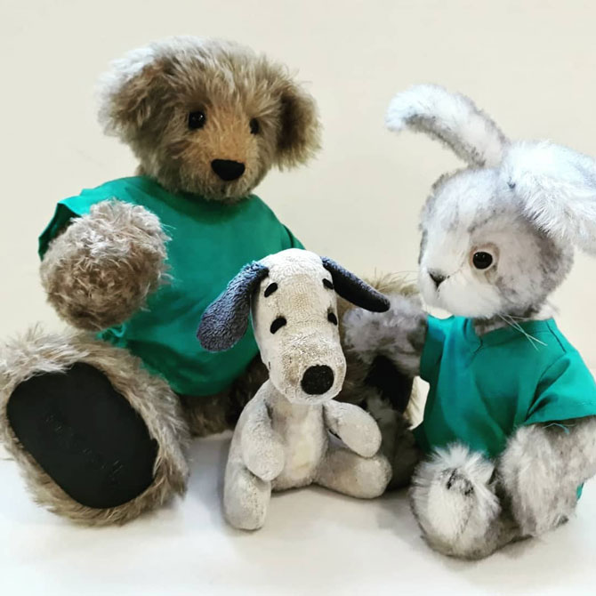 Soft Toy Hospital - Caring for Your Toys