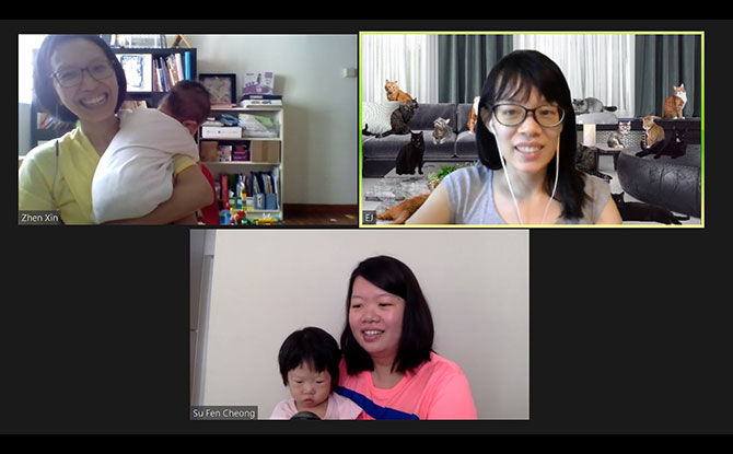 5 Zoom Call Hacks For Parents With Toddlers