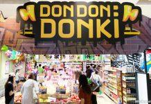 Don Don Donki JCube: Sushi Bar, Takoyaki And Food Court