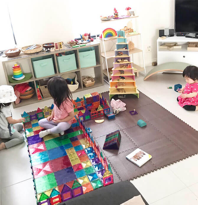 Stories of Play: A Play Space