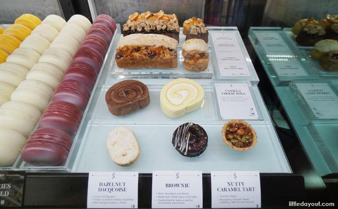 Desserts at CAMACA