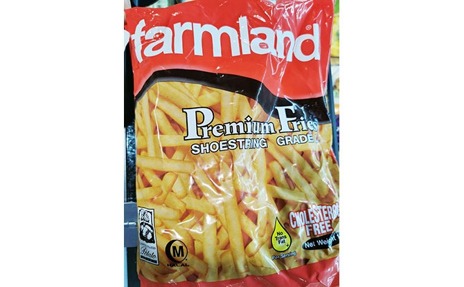 Farmland Premium Fries – Shoestring Grade