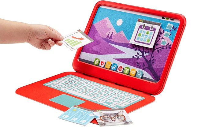 Fisher-Price Work From Home Play Set