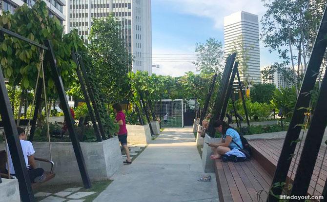 Food Garden, Funan Level 7